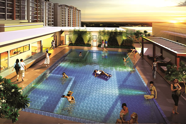 Ara Damansara Project Fast Taking Shape Tan Sri Clement Hii